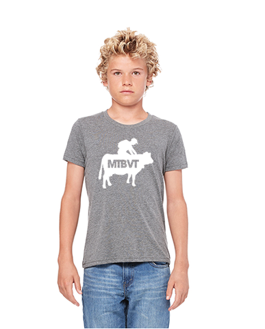 Kids' Cow Rider Tees