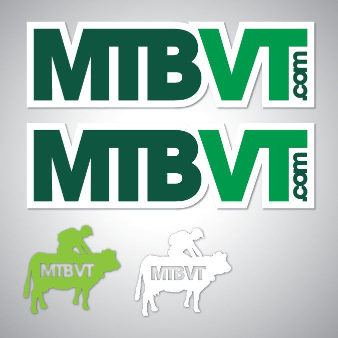 MTBVT Sticker Pack