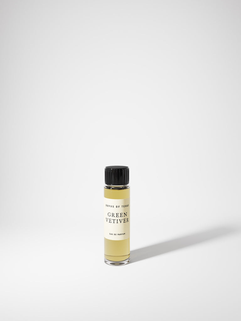 Green Vetiver - 10mL Refill