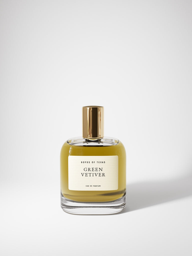 Green Vetiver - Eau de Parfum