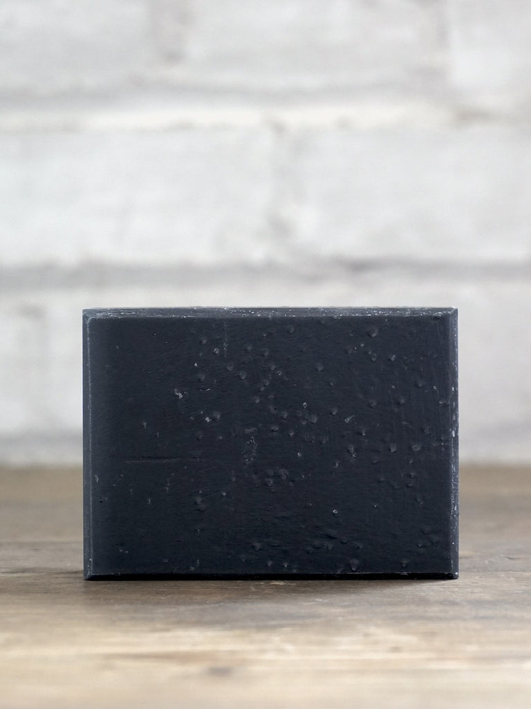 Handmade Charcoal Soap Bar - Boyds of Texas