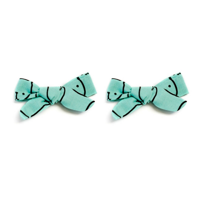 Pup Pup Boogie // Bow Set