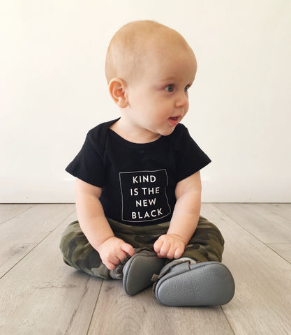 KIND IS THE NEW BLACK (TM)