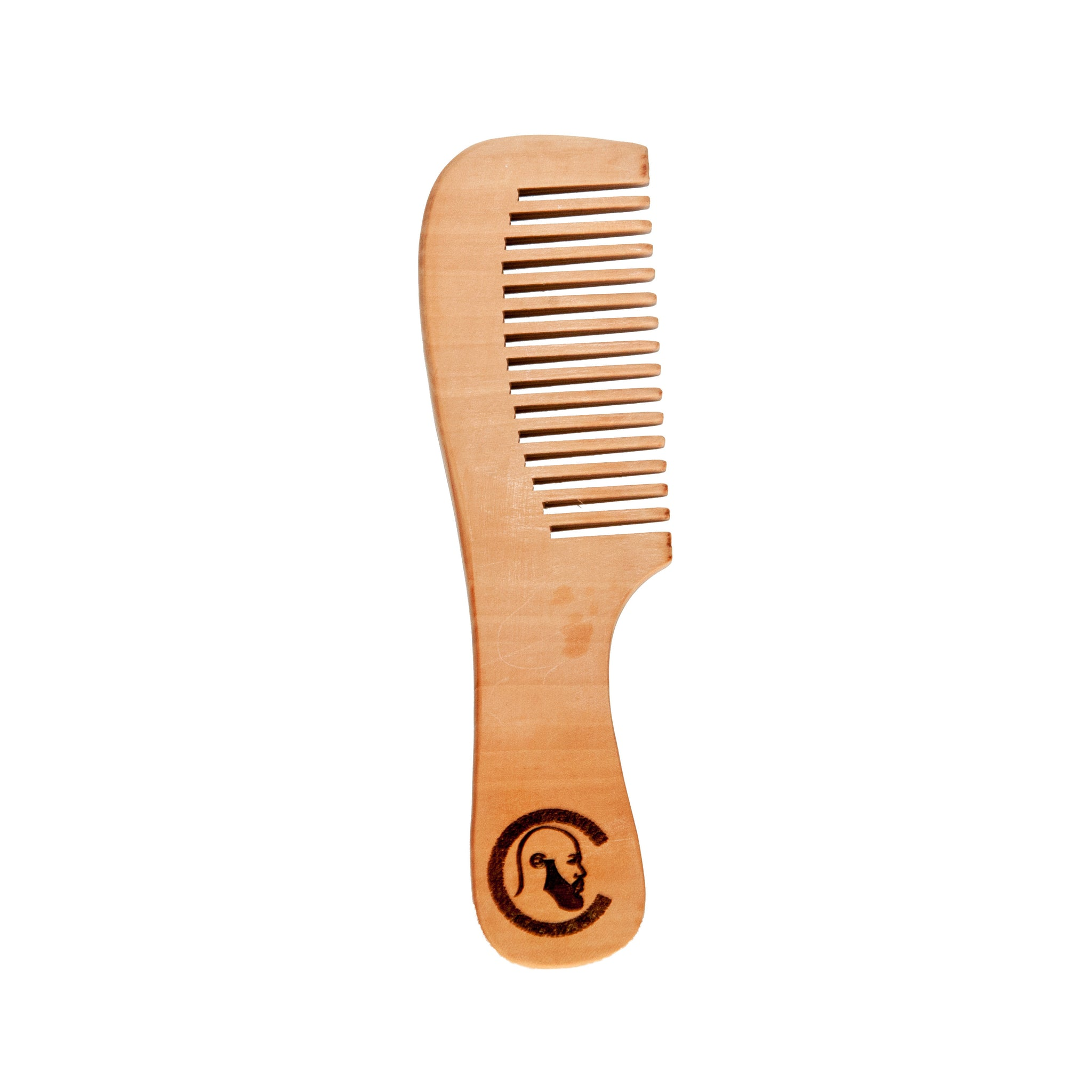 Creative Culture Wood Beard Comb