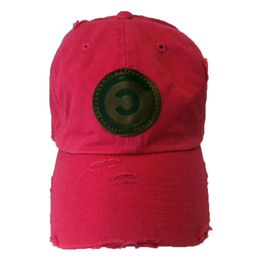Pink Breast Cancer Aware Dad Cap