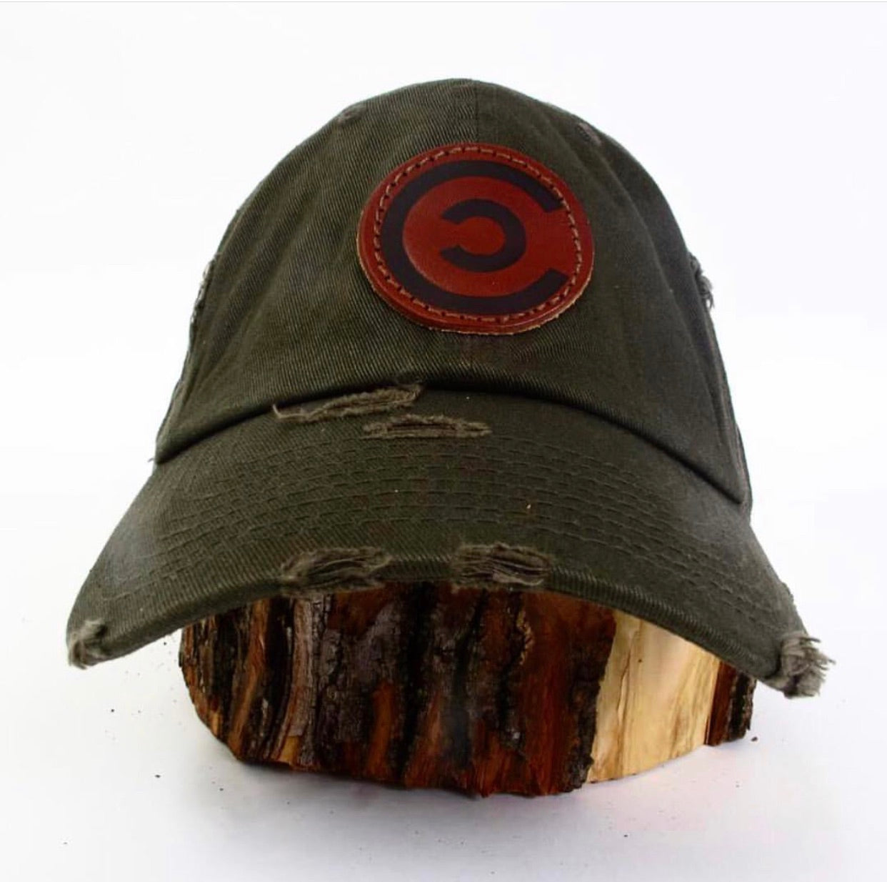 Hunter Green Dad Cap