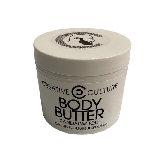 Body Butter Sandalwood 5oz