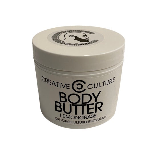 Body Butter Lemongrass 5oz