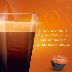Dolce Gusto COLOMBIA LUNGO 12 Cápsulas