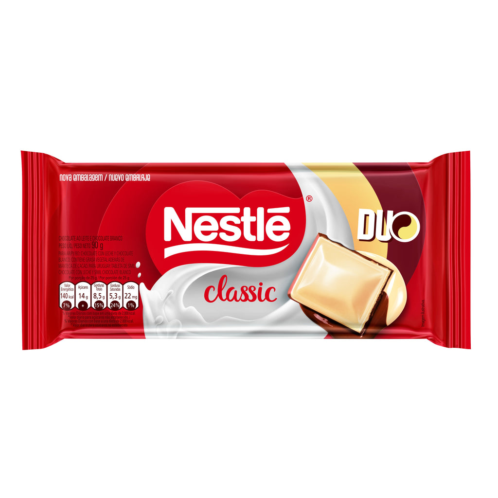 CLASSIC Duo Chocolatex 90gr