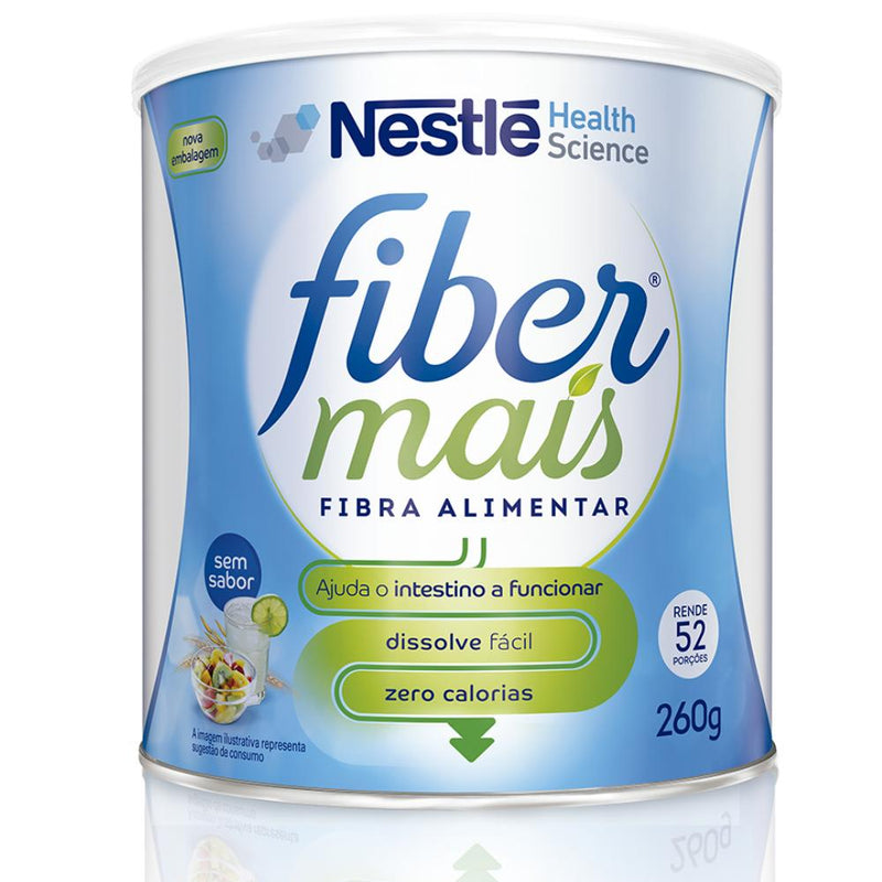RESOURCE FIBER MAIS 260g