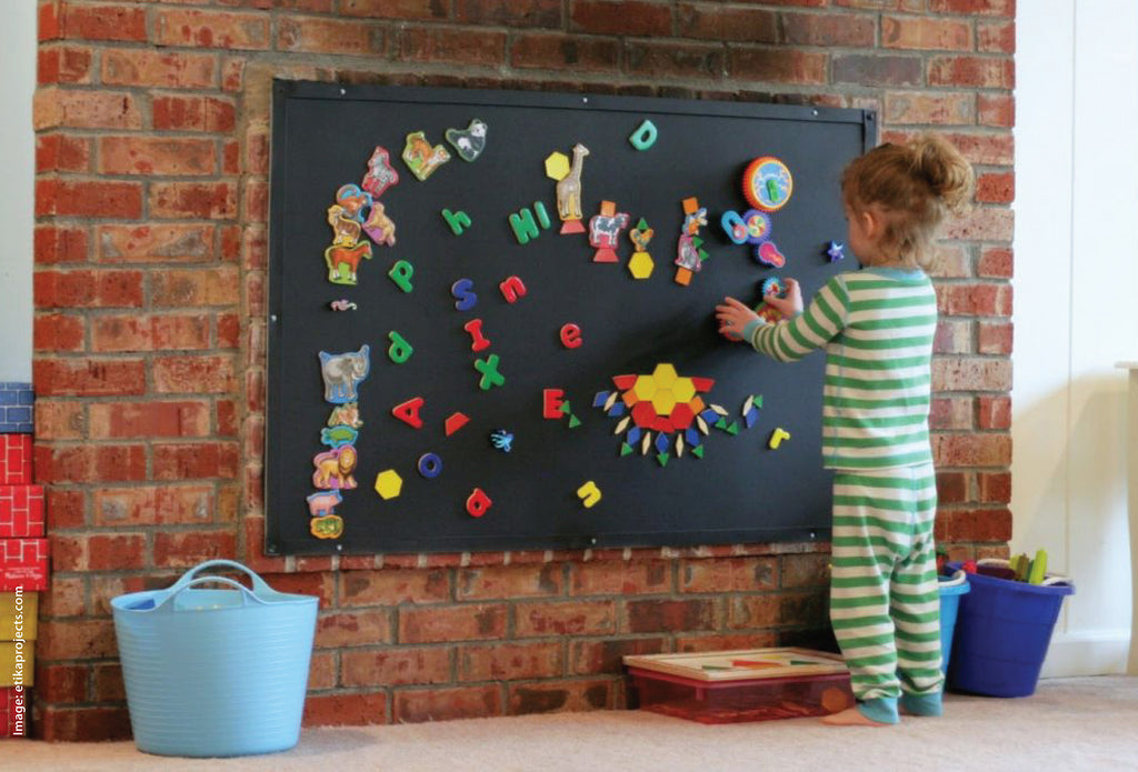 Spruce Up Any Kid's Room