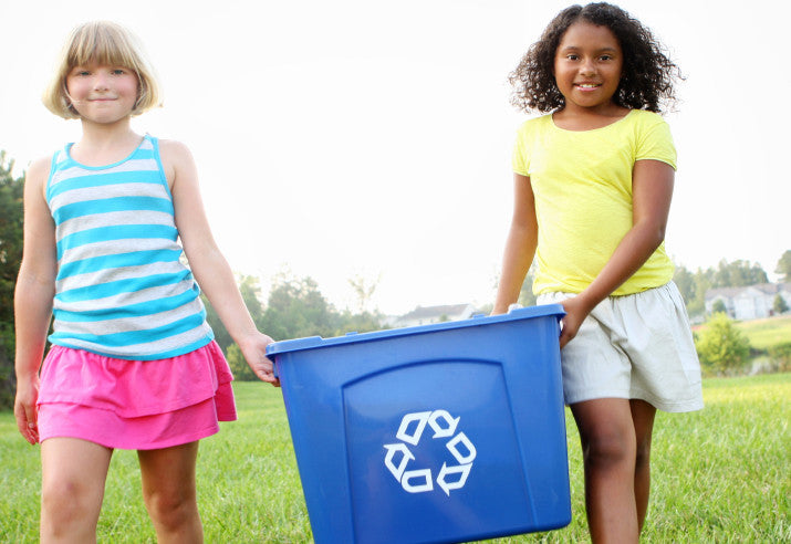 5 Recycling Tips For Kids