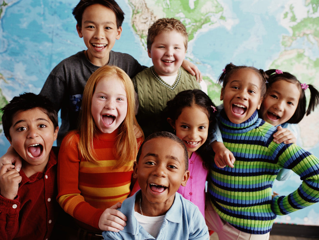 5 Ways to Teach Your Kids about Race and Cultural Diversity