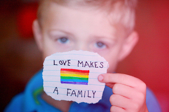 8 Ways to answer your kids' questions about LGBT families