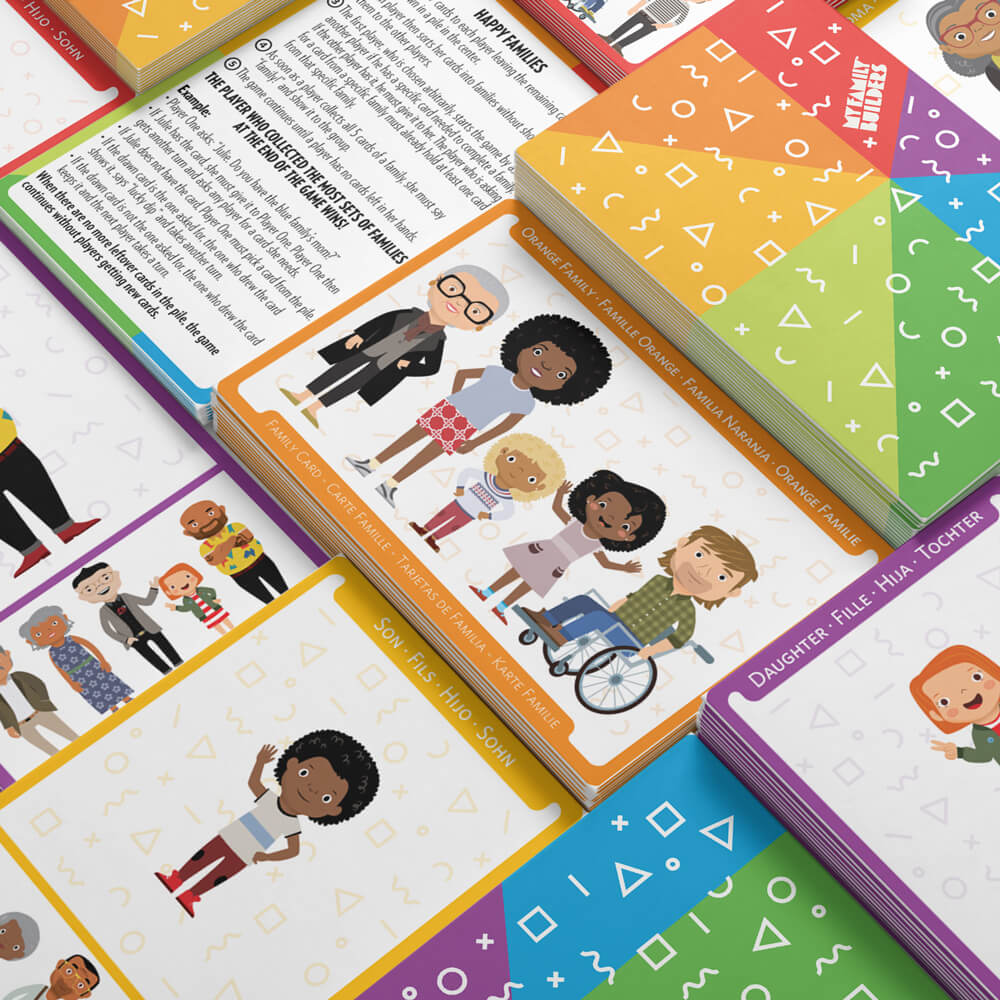 Diversity and Empathy learning game, tool.