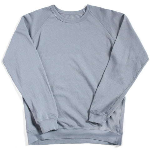 YV ORGANIC COTTON SWEATSHIRT, GREY