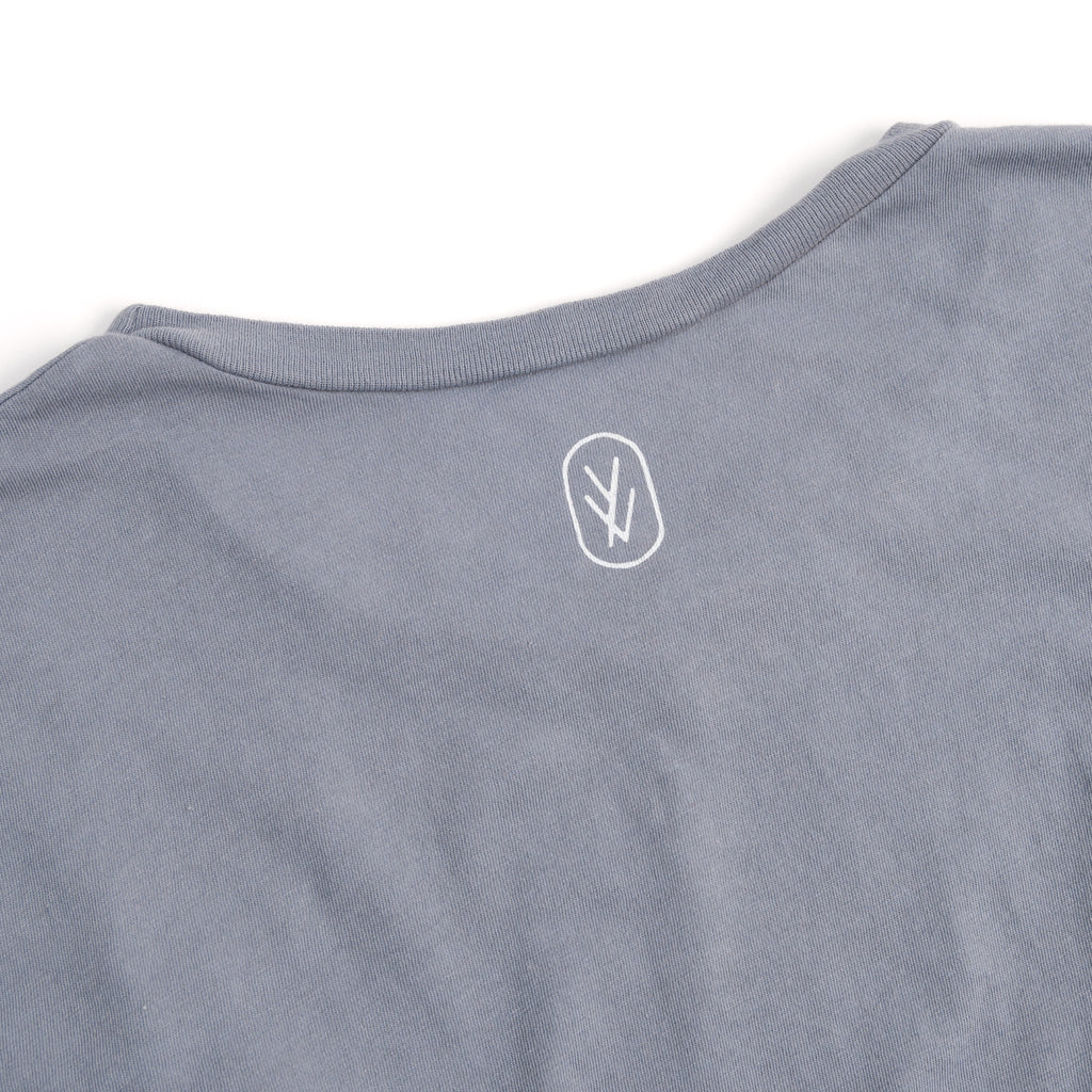 """YOGA VIDA"" UNISEX T-SHIRT, GREY"
