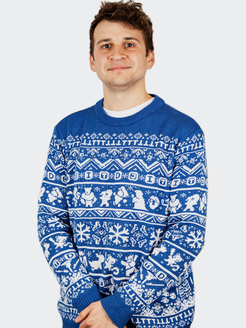 TTT Christmas Jumper