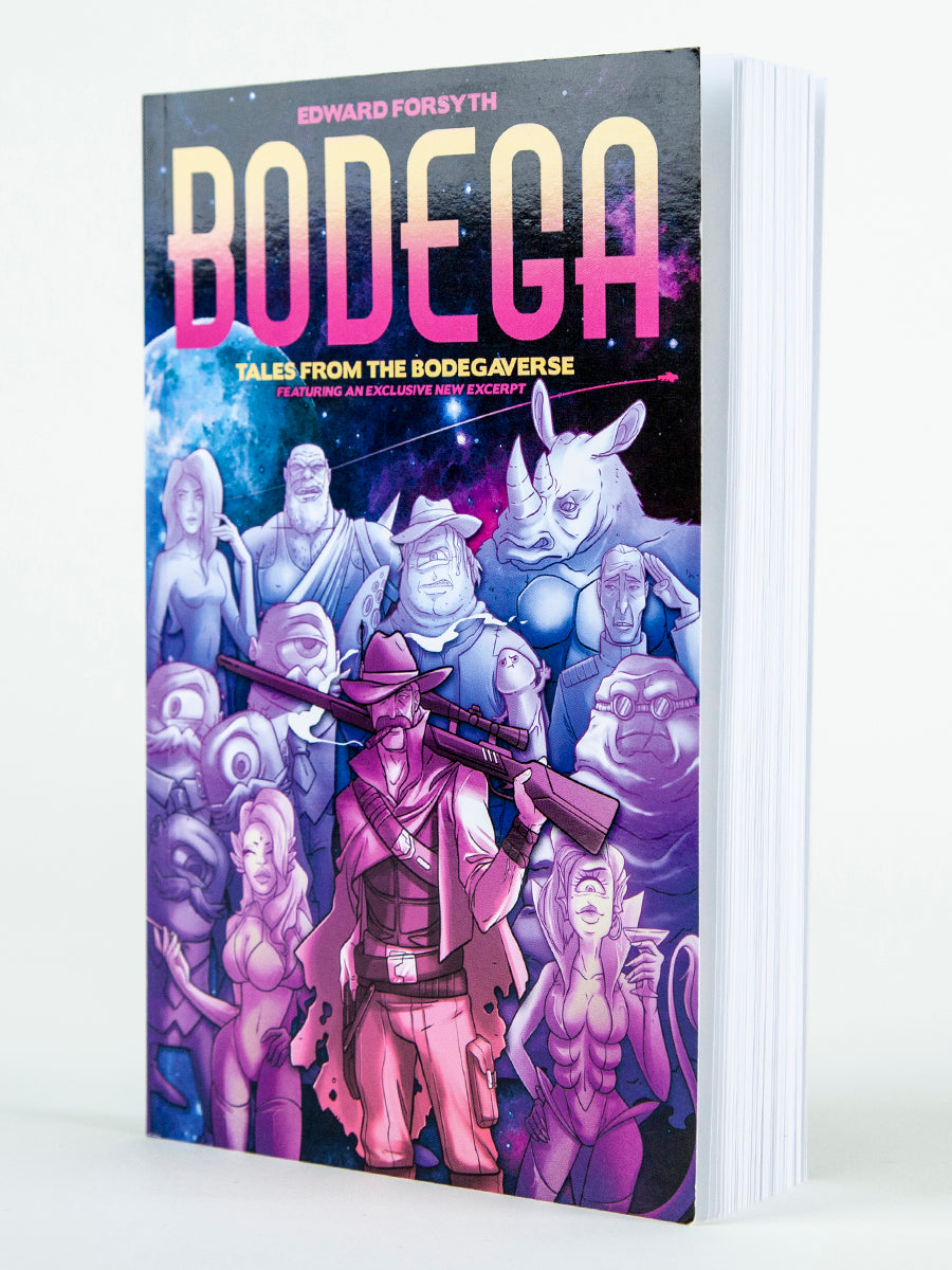 Bodega Book: Signed Third Edition