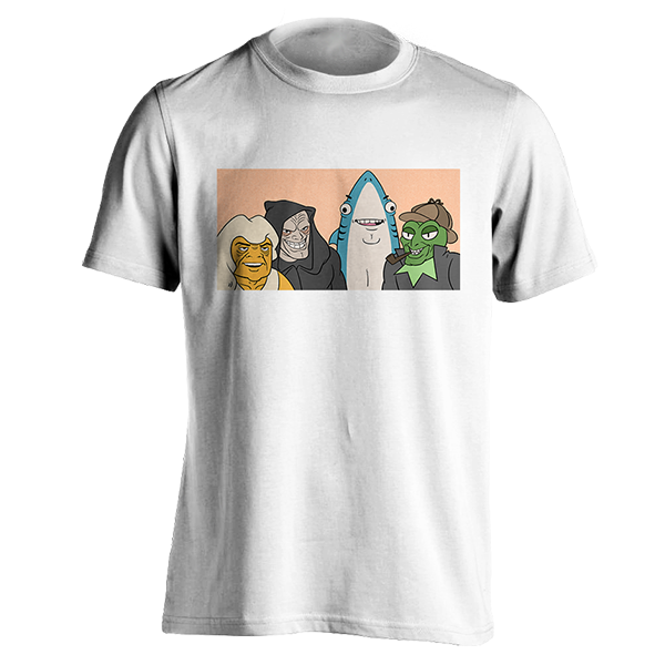 Me And The Boys T-shirt