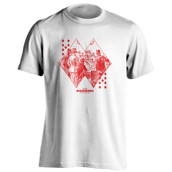 The 9 of Diamonds T-shirt