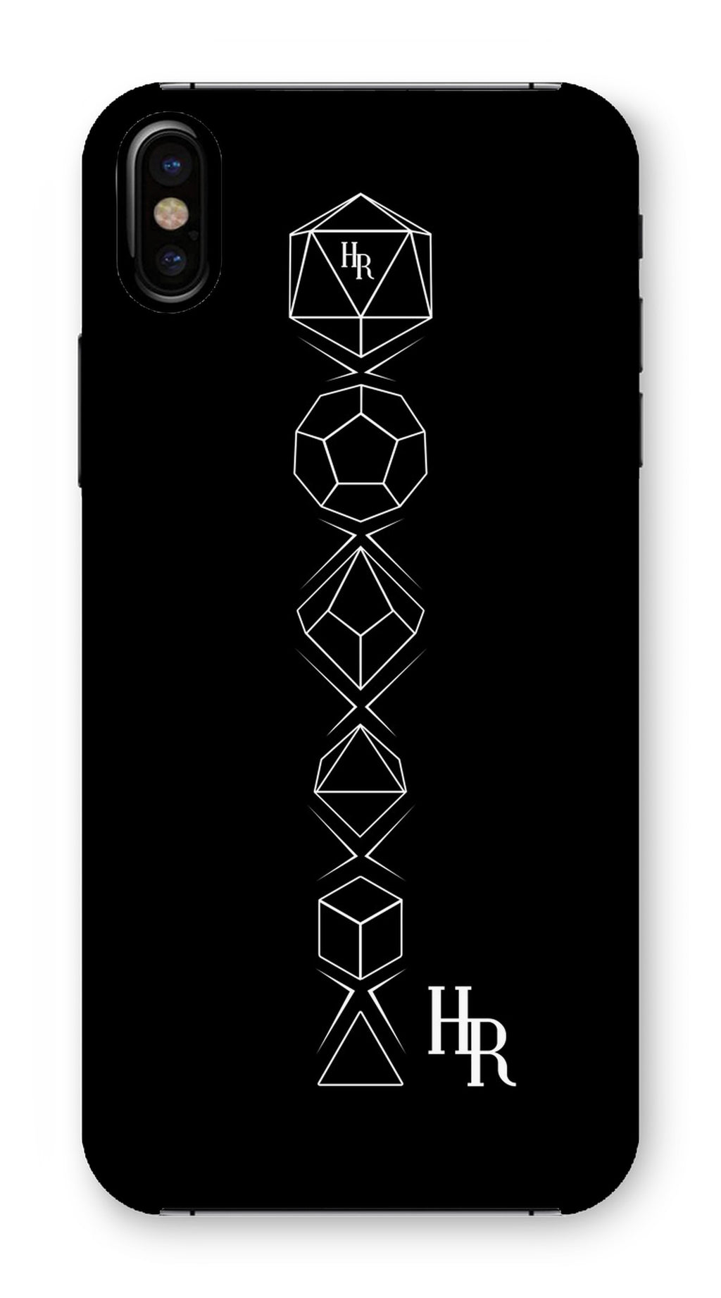 HighRollers Phone Case (BLACK) Phone Case
