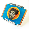 Yogscast Caff Pin Badge