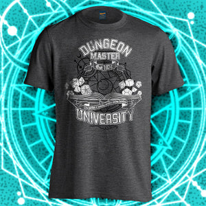 Dungeon Master University T-shirt
