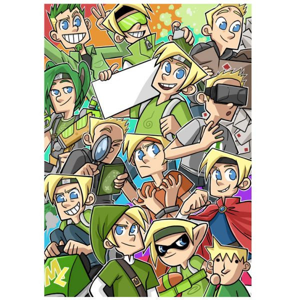 Yogscast: Martyn (InTheLittleWood) Poster