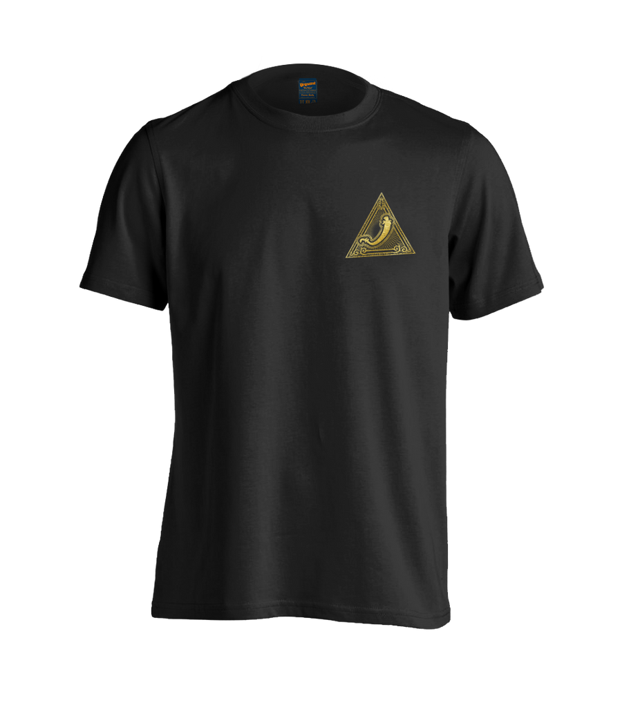 Chillumanati Golden T-shirt