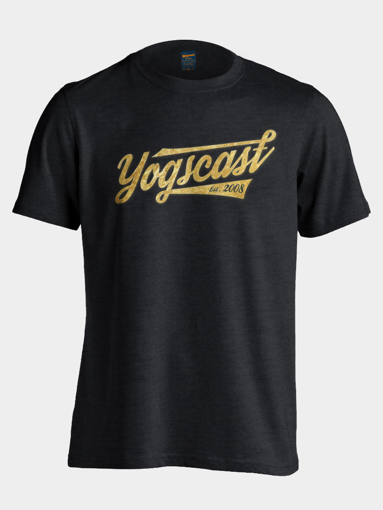 Yogscast Golden T-Shirt