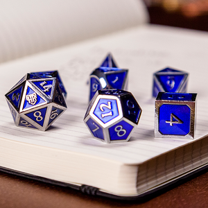 Limited Edition Aerois Dice Set