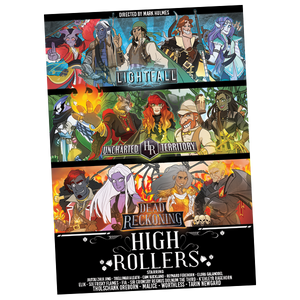 High Rollers Seasons poster