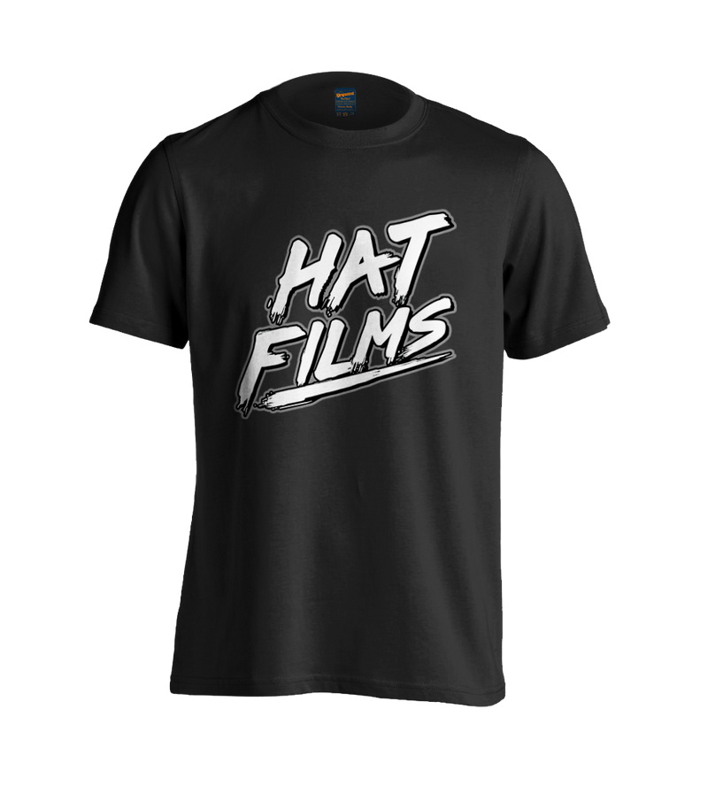 Yogscast: Hat Films (Hat Films) Black T-Shirt