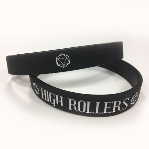 High Rollers Wristband
