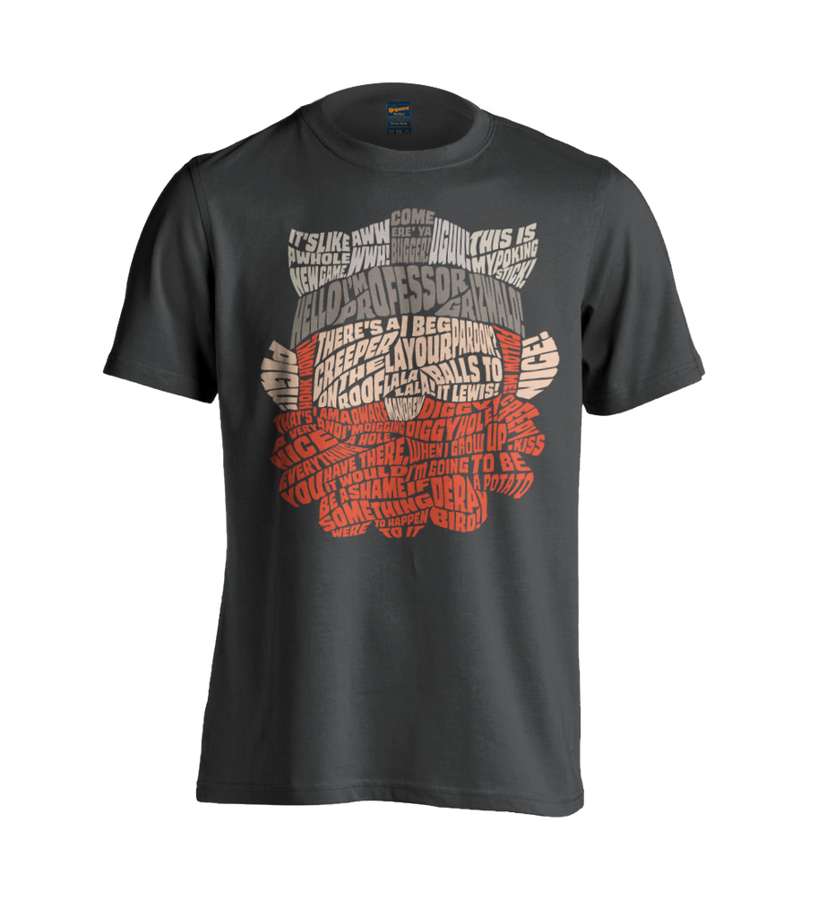 Yogscast: Lewis And Simon (Honeydew Quotes) T-Shirt
