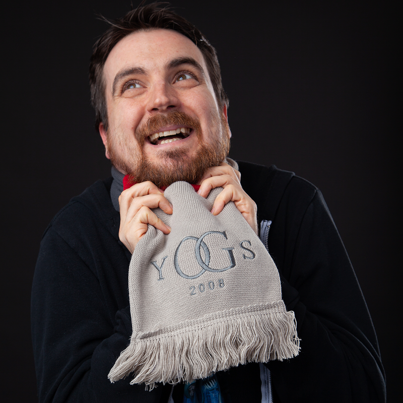 The Yogscast Scarf