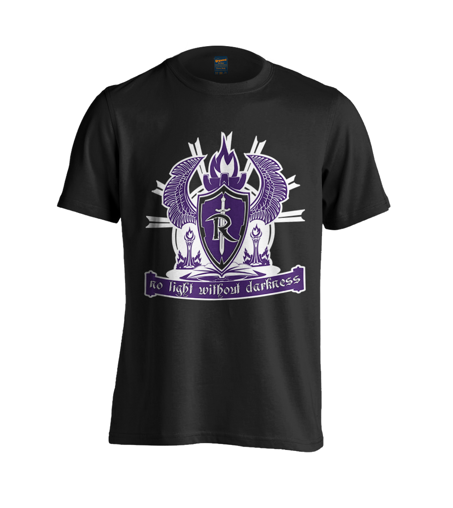 Yogscast: Rythian (No Light Without Darkness) T-Shirt