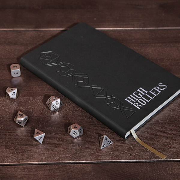 High Rollers Notebook