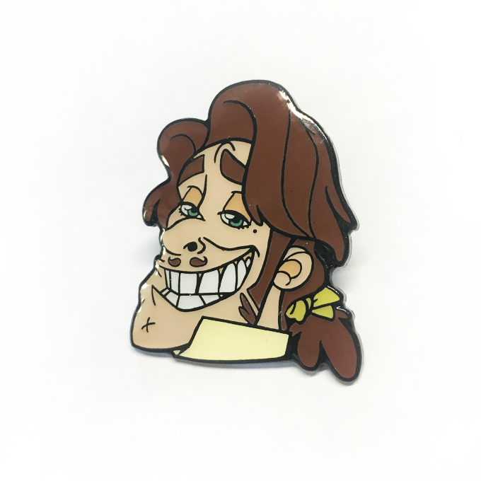 High Rollers Reynard Badge