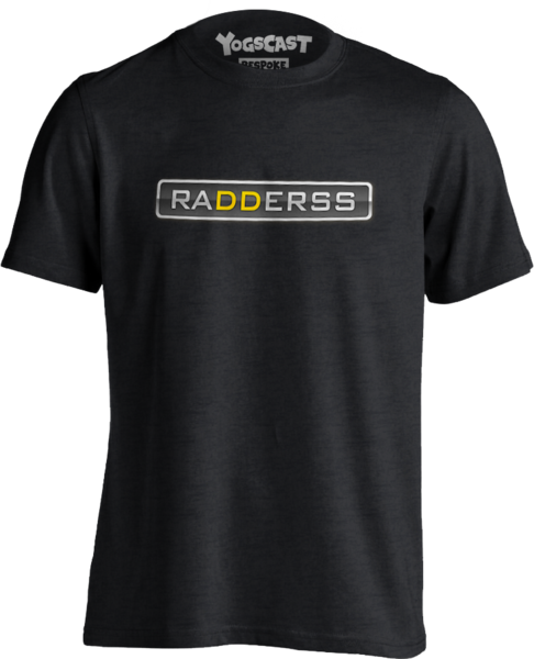 Radderss Incognito Mode T-Shirt