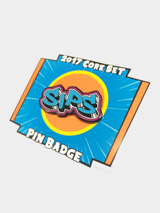 Sips Logo Badge