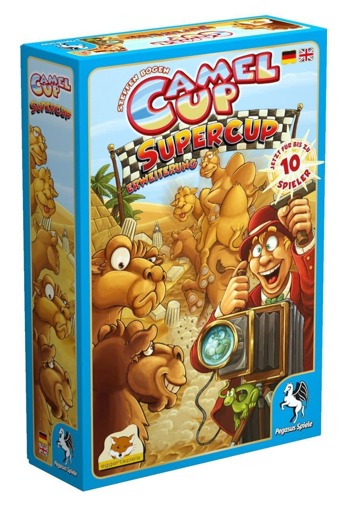 Supercup: Camel Up (Expansion)