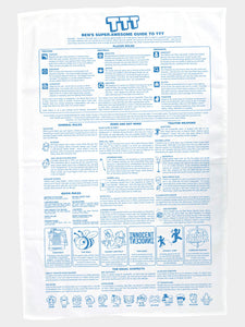 TTTea Rules Towel 2.0