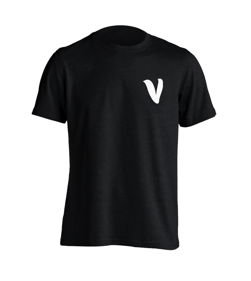 Vadact Black T-Shirt