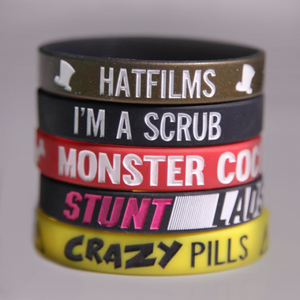 Hat Films (Lucky Dip) Wristband