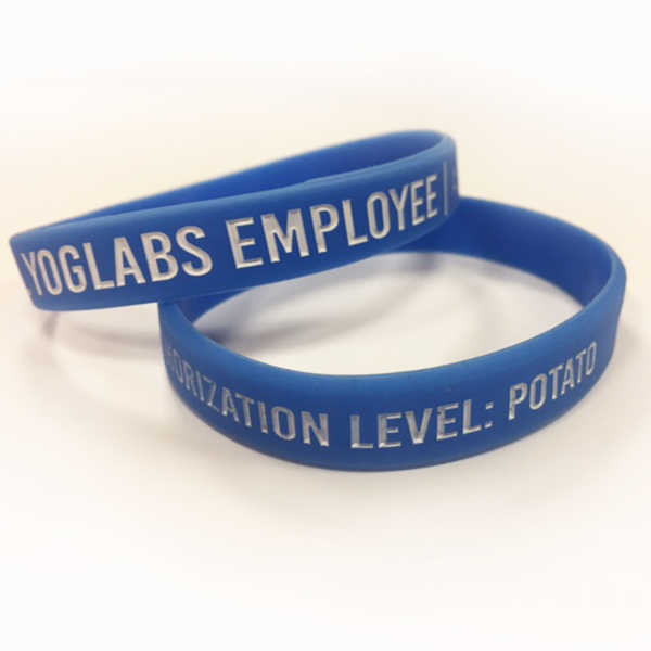 Yogscast: Lewis And Simon (Yoglabs) Wristband