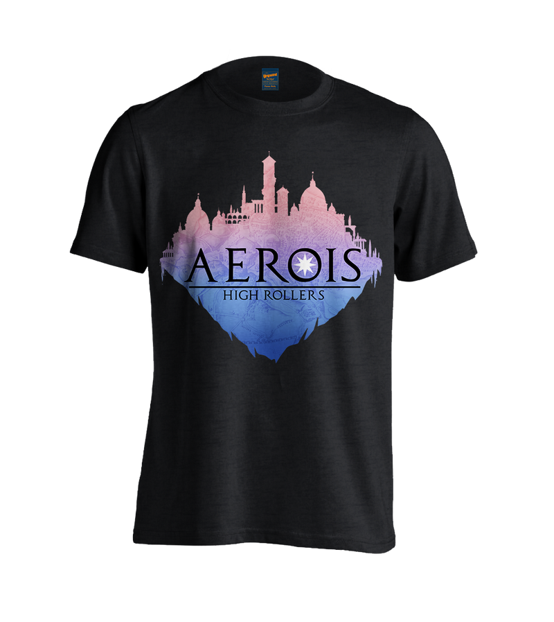 High Rollers Aerois T-shirt