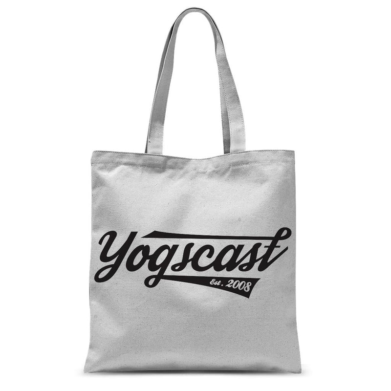 Yogscast Black Tote Bag